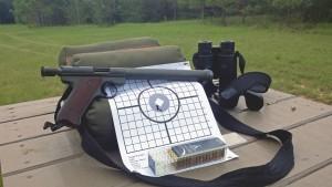 Ruger Standard Integral w/25yd Target